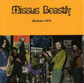 MISSUS BEASTLY-Bremen 1974-German psychedelic jazz-rock-NEW LP