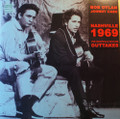 Bob Dylan Johnny Cash-Nashville 1969-Nashville Tapes-'69 RECORDINGS-NEW LP