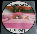 Frank Zappa - Hot Rats -NEW PICTURE LP