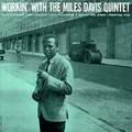 Miles Davis Quintet/Coltrane-Workin' With The...-'56 Hard Bop Modal Jazz-NEW LP
