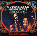 Quicksilver Messenger Service-Live:Filmore Auditorium,San Francisco 4/2/67-NEW 2CD