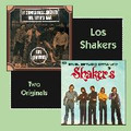 LOS SHAKERS-CONFERENCIA+OTRA VEZ '68/71-60s Uruguayan PSYCH GARAGE-NEW CD