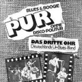 Das Dritte Ohr-Pur-1976 german blues legend-NEW CD