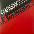 Kraftwerk-THE MAN-MACHINE-'78 Electro,Synth-pop Krautrock-new LP+booklet