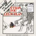 Etron Fou Leloublan-En Public Aux États-Unis D'Amérique-'80 French Jazz,Avantgarde-NEW LP