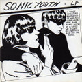 "Sonic Youth-""Goo""-Clear Vinyl-'90-NEW LP CLEAR"