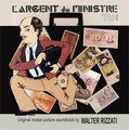 Walter Rizzati-L'argent du ministre-'80 CULT OST-NEW CD