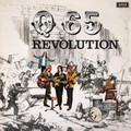 Q65-REVOLUTION-'66 Dutch Garage Rock/Psych/R&B-NEW LP RED VINYL