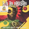 The Sun Ra Arkestra-3rd September Live1988 Chicago Free Jazz Festival-NEW 2LP