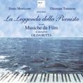 Ennio Morricone-La leggenda della pianista-NEW CD+DVD