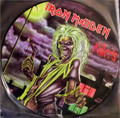 IRON MAIDEN-KILLERS-NEW LP PICTURE DISC