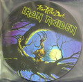 IRON MAIDEN-FEAR OF THE DARK-NEW LP PICTURE DISC