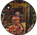 IRON MAIDEN-SOMEWHERE IN TIME-NEW LP PICTURE DISC
