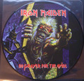 IRON MAIDEN-NO PRAYER FOR THE DYING-NEW LP PICTURE DISC