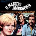 Ennio Morricone-Il maestro e Margherita-'72 OST-Edda Dell'Orso-NEW LP