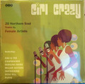 V.A.-Girl Crazy, 20 Northern Soul Tracks By Female Artists-NEW LP