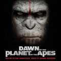 Michael Giacchino-DAWN OF THE PLANET OF THE APES-OST-NEW 2LP COL