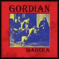 Gordian-Madeka-'73/74 GREEK Prog Hard Psychedelic Rock Rare Recordings-NEWLP RED
