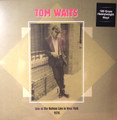 Tom Waits-Live At The Bottom Line In New York 1976-NEW 2LP
