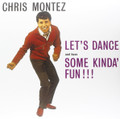 Chris Montez-Let's Dance-'63 Pop Rock,Rock & Roll-NEW LP