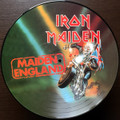 IRON MAIDEN-MAIDEN ENGLAND-NEW LP PICTURE DISC