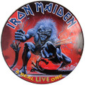 IRON MAIDEN-A REAL LIVE ONE-LP PICTURE DISC NEW