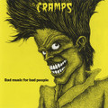 Cramps-Bad Music For Bad People-'84  Psychobilly Punk-NEW LP YELLOW