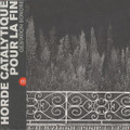 Horde Catalytique Pour La Fin-Gestation Sonore-'71 French underground-NEW LP