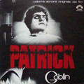 GOBLIN-Patrick-70s ITALIAN HORROR OST-PROG ROCK-NEW CD