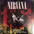 Nirvana-On A Plain:Rare Radio And TV Broadcasts-NEW LP