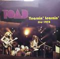 Toad-Yearnin' Learnin'-Live 1978-Swiss Hard Prog Rock-NEW LP AKARMA