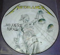 Metallica-...And Justice For All-NEW PICTURE DISC UK