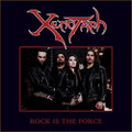 Xenotaph-Rock Is The Force-Argentinean female fronted Heavy Metal-NEWLP BloodRed