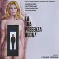 Stelvio Cipriani-La Tua Presenza Nuda!-OST-NEW CD