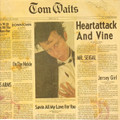 Tom Waits-Heartattack And Vine-'80 Blues Rock-NEW LP