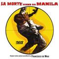 Francesco De Masi-La morte viene da Manila-SPY OST-NEW CD