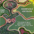 Giampaolo Ascolese-Isoritmo-ITALIAN JAZZ-NEW CD