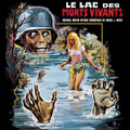 Daniel J. White-Le Lac Des Morts Vivants-'81 HORROR OST-NEW LP