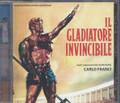 Carlo Franci-Il Gladiatore Invincible-'61 OST-NEW CD