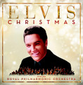 Elvis With The Royal Philharmonic Orchestra-Christmas With Elvis-NEW CD