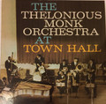 The Thelonious Monk Orchestra-At Town Hall-'59 NYC LIVE-NEW 2LP