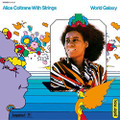 Alice Coltrane With Strings-World Galaxy-'71 Free Jazz,Soul-Jazz-NEW LP 180gr