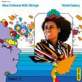 Alice Coltrane With Strings-World Galaxy-'71 Free Jazz,Soul-Jazz-NEW LP 180gr