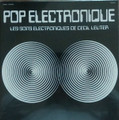 Cecil Leuter/Roger Roger-Pop Electronique-'69 French Electro Experimental-NEW LP