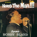 Dynamic Bobby Bland-Heres the man-'62 Blues Classic-NEW LP 180g