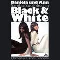 Daniela Und Ann/Orchester Carlos Fendeira-Black & White-'69 German Jazz Funk-LP