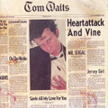Tom Waits-Heartattack And Vine-'80 Blues Rock-NEW LP 180g+DL
