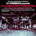 LTJ X-Perience-All These Dirty Grooves-IRMA Acid Jazz,House,Funk,Soul-NEW 2LP
