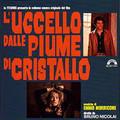 Ennio Morricone-L'Uccello Dalle Piume Di Cristallo-'70 OST GIALLO ARGENTO-NEW CD