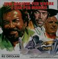 Riz Ortolani-UNA RAGIONE PER VIVERE E UNA PER MORIRE-'72 OST-NEW LP+CD